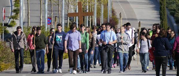 200 adolescents i joves en la trobada diocesana a Vila-seca