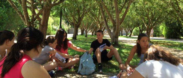 60 joves participen en les convivències d'estiu a Mallorca