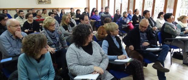 Prop de 70 persones participen en la formació Life Teen a Reus