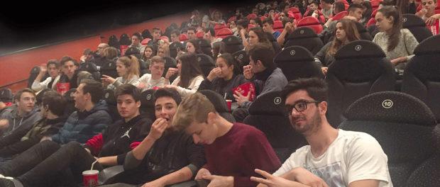 Més 700 alumnes de Tarragona i Reus participen en el cinema espiritual