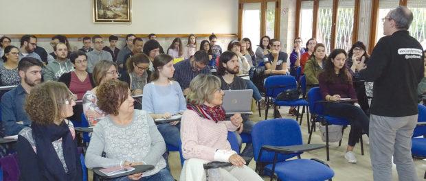Jornada de formació sobre com ajudar i acompanyar els joves en una societat 'hipersexualitzada'