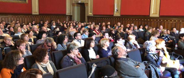 Prop de 200 persones participen en el 'Dia de l'Esperit' del Curs Alpha