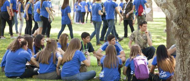 Més d'un miler de joves participen a l'Aplec de l'Esperit a Tortosa