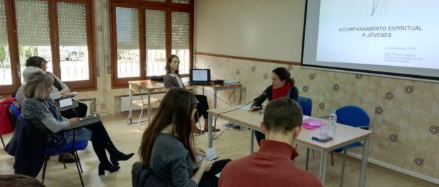Mar Álvarez, missionera idente: «L'acompanyament és un regal de l'Església»