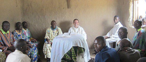 """7d10: """"Val la pena deixar-ho tot? El testimoni vital d'un jove missioner al Togo"""""""