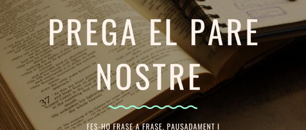 Pregària 3- Església jove