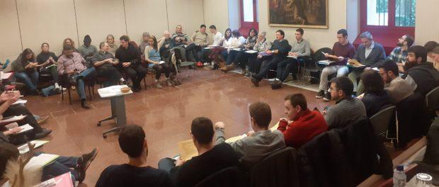 Primera jornada de formació interdiocesana de Joventut i Vocacions a Manresa