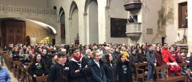 Valls acull la trobada diocesana '20